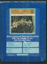 8-Track / 8-Spur Tonband : Django Reinhardt & Stephane Grappelly - Hot Club (OVP