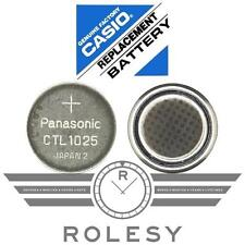 Panasonic CTL1025 CTL 1025 Battery Casio G-Shock Oceanus Wave Ceptor Tough Solar