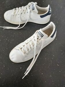 """Adidas Stan Smith Unisex Trainers Size 8 """"Great Condition"""""""