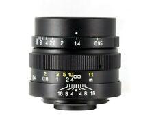 Mitakon Speedmaster 25mm f/0.95 for Micro Four Thirds MFT GH5 BMPCC GH4 Zhongyi