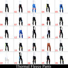Cycling Bike Bib Tights Long Pants Sports Trousers Winter Thermal Fleece Warm