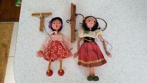 Vintage Pelham Puppets x 2.....