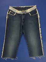 Liu Jeans liu jo shorts blu pantalone corto hot sexy vintage blu w30 tg 44 T829