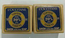 L'Occitane Shea Butter Verbena Soap 100 Gram - Set of 2