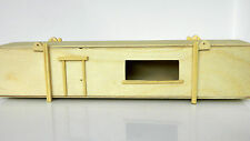 """1:50 Scale Handcrafted Timber Site Hut 40ft, Code 3,  Suitable for Diorama """"New"""""""