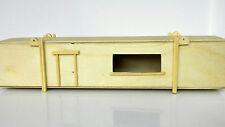 """1:50 SCALA realizzato a mano legno sito Hut 40ft, Code 3, adatto per Diorama """"NUOVO"""""""
