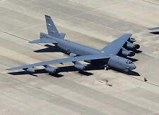 Boeing B-52 Stratofortress Strategic Bomber Airplane Desktop Large Wood Model