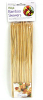 150 x Bamboo Skewers For BBQ, Kebabs, Fruits, Chocolate, Wooden Sticks