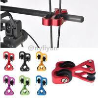 "3/8"" Super String Roller Separator Archery Cable Slide Splitter For Compound Bow"