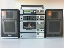 Boombox SONY FH-7 / FULLY SERVICED / NEW BELTS / SUPERB CONDITION