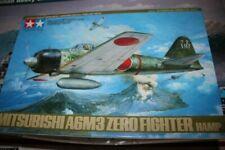Tamiya 61025 A6m3 Type 32 Zero Fighter Plastic Model Kit Co125
