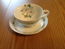 4 sets NORITAKE 5029 Cups and Saucers (8 pcs.) MINT or NEAR MINT and QUICK SHIP