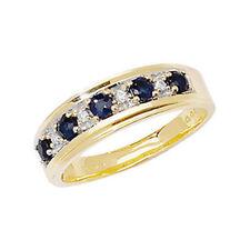 Gioielli di lusso blu anniversario Diamante