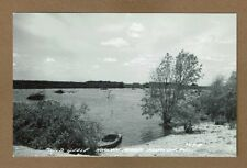 RPPC Horicon,WI Wisconsin, Wild Geese Horicon Marsh Pub L.L.Cook. Milwaukee 357B