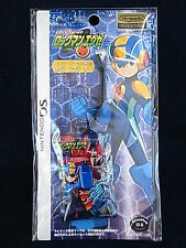 Capcom Nintendo Rockman Megaman EXE Battle Network NDS Mobile Game Cleaner B New