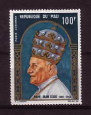 Mali 1965 100f Air Pope John Mint Never Hung SG114