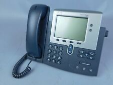 Cisco Cp 7941g Ip Phone 7900 Series With Stand And Handset Untested