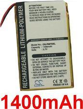 Batterie 1400mAh type PMTX Pour Palm Tungsten TX