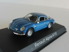 RENAULT ALPINE A110 1973 Blue 1/43 Norev 517820