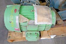 US MOTORS 15 HP 3610 RPM 264TC230/460V TEFC MOTOR