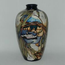 Moorcroft Australian Exclusive Murray River Limited Edition vase BOXED BEST
