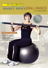 Body Bar & Ball Basics (Official Body Bar, Inc. DVD)