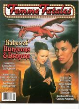 WoW! Femme Fatales V9#9 Babes Of Dungeons & Dragons! Dracula 2000! Battle Dome!