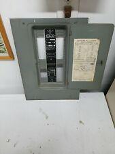 Federal Noark Breaker Panel Door Model 116-68C