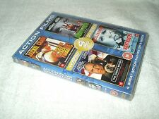 DVD Movie 4 Set Nightmaster, A Letter From Death Row, The Enemy Within, Master