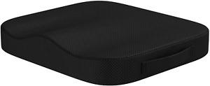 Cuscino Memory Foam per sedia a rotelle, Poltrona ufficio, Comodo ergonomico