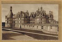 Cpa Chambord - le château côté est bes070