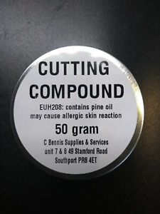 50g  CUTTING COMPOUND / PASTE FOR TAPPING, DRILLING, REAMING, SAWING 50g