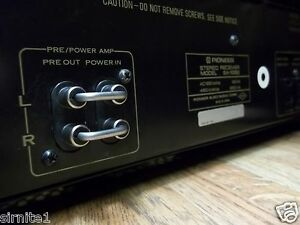 Pioneer SX-1250 SX-1280 SX-1050 SX-950 Jumper Plug  (2 Pair Per Sale)  AKM-004