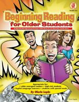 Beginning Reading for Older Students, Grades 4 - 8 (Language Arts) Book The Fast