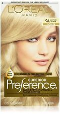 L'Oreal Superior Preference Hair Color 9A Light Ash Blonde