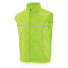 Giacche e smanicati da uomo verde per palestra, fitness, corsa e yoga taglia XL
