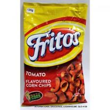 Fritos Tomato Flavoured Corn Chips 120g ( pack of 2 )
