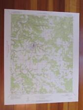 Missouri Vintage Original Antique North American Maps Atlases 1950