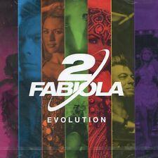 2 Fabiola : Evolution - Best of (CD)