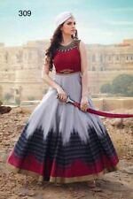 Designer Indian Gown Fancy Fashion Stylish Gorgeous Traditional Ethnic Vibhu 11