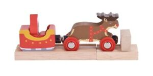 Big Jig Toys - Santa Sleigh with Reindeer