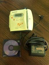 Sony Mini Disc Player Net Md Walkman Mz-S1