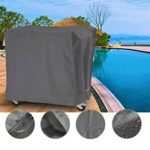 420D Oxford Fabric Fried Ice Machine Cover Waterproof Push Type Refrigerated ND2
