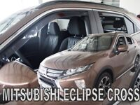MITSUBISHI ECLIPSE CROSS  2018 -   5.doors Wind deflectors  4.pc  HEKO 23377