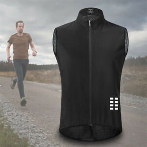 Cycling Tank Top Quick Dry Sleeveless  Vest Gillet  Jersey