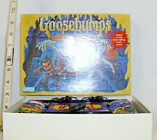 GOOSEBUMPS SHRIEKS AND SPIDERS GAME BOXED PARKER BROTHERS