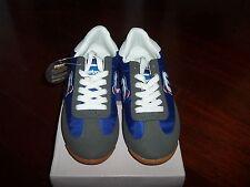 Scarpe uomo donna Mistral da ginnastica sneakers sportive,colore blu,numero 38,