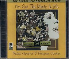 Houston, Thelma & Pressure Cooker I 've Got The Music in me SH. GOLD CD NUOVO OVP