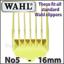 """Wahl Clipper Attachment Comb No5  16mm 5/8"""" - Fits Full Sized WAHL Clippers"""