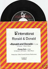 RONALD & DONALD Ronald And Donald 45/GER/PIC/PROMO